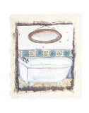Rub-a-Dub Prints by Jane Claire