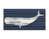 Rustic Whale Reprodukcje autor Sparx Studio