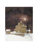Rust Moon Posters by B. Hendershot