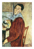 Self Portrait Posters by Amedeo Modigliani