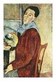 Self Portrait Posters by Vincent van Gogh