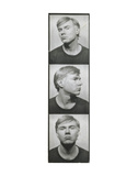Self-Portrait, c. 1964 (photobooth pictures) Posters by Andy Warhol