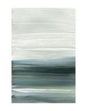 Silver Silence: Opal Sky Poster von Joan Davis