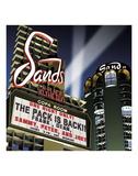 Sands Posters par Anthony Ross