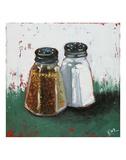 Salt and Pepper 27 Art par  Roz