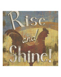 Rise & Shine I Prints by  Daphné B