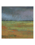 Rain Passing Through Art by Jeannie Sellmer