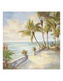 Seaside Stroll Prints by Marc Lucien