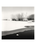 Petrie Island, Study 1 Print by Andrew Ren