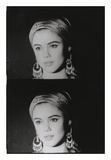 Screen Test: Edie Sedgwick, 1965 Posters by Andy Warhol