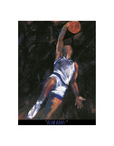 Slam Dunk Print by Terry Rose