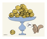 So Nutty Giclee Print by Andy Warhol