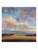 Sky and Land III Prints by Robert Seguin
