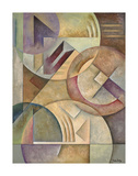 Spheres of Thought II Posters av Marlene Healey