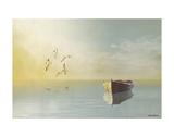 Soft Sunrise on the Beach 11 Posters par Carlos Casamayor