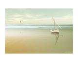 Soft Sunrise on the Beach 1 Prints by Carlos Casamayor