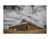 Siskiyou County Barn Prints by David Lorenz Winston