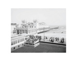 Steeplechase Pier, Atlantic City, NJ, c. 1905 Poster by  Vintage Photography