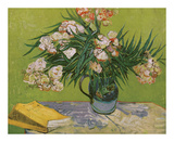 Still Life with Oleander Posters by Vincent van Gogh