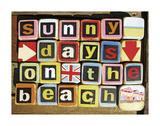 Sunny Days Print by  Norfolk Boy