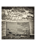 Storm Rolling In Prints by Trent Foltz