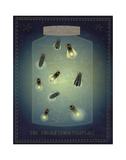 The Enlightened Fireflies Posters by John W. Golden