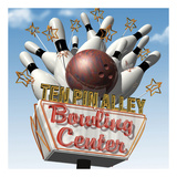 Ten Pin Alley Bowling Center Plakater af Anthony Ross