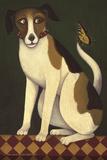 Temptation II (Dog) Posters by Diane Ulmer Pedersen