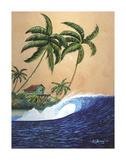 Surf Shack Prints by Rick Romano