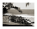 Surf Check, 1930 Poster von Tom Blake