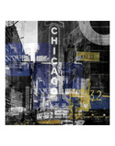 Swinging Chicago Prints by Sven Pfrommer