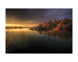 Sun Sliver Prints by Bob Larson