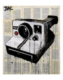 The Polaroid Print by Loui Jover