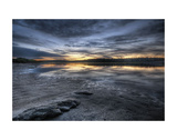 The Reflections of Time Print by Eric Wood