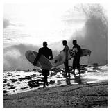 Surfers Plakater af Harold Silverman