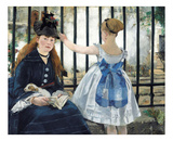 The Railway, 1873 Posters by Edouard Manet