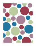 Tutti-frutti Spots Prints by Denise Duplock