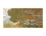 The Water Lily Pond, c. 1917-19 Kunstdrucke von Claude Monet