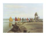 The Rainbow Fleet Plakat av H. Marshall Gardiner