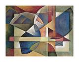 Esferas desplegadas Láminas por Marlene Healey