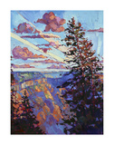 The North Rim IV Poster by Erin Hanson