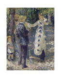 The Swing, 1876 Posters by Pierre-Auguste Renoir
