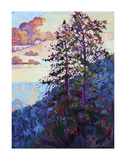 The North Rim VI Poster by Erin Hanson