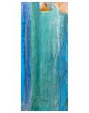 Teal Waters Poster von Gabriella Lewenz