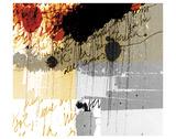 Text Rain Posters by Carolina Pecora