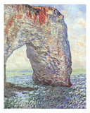 The Manneporte near Etretat, 1886 Prints by Claude Monet
