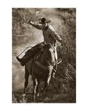 Trail Boss Prints by Barry Hart