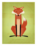 The Crooked Fox Posters af John W. Golden