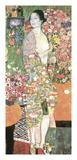 The Dancer, 1916-1918 Pôsters por Gustav Klimt