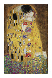 Pocałunek Wydruk giclee autor Gustav Klimt